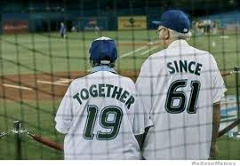 I'm so doing this if my husband survives that long.