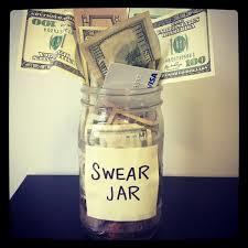 Swear Jar W T F